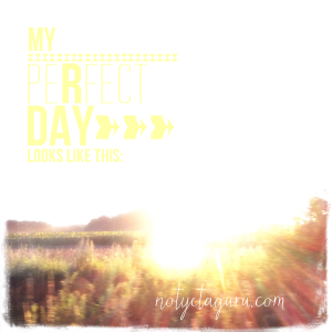 MyPerfectDay